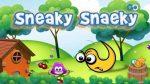 Sneaky Snaeky. Un divertido y adictivo juego para Android y Chrome