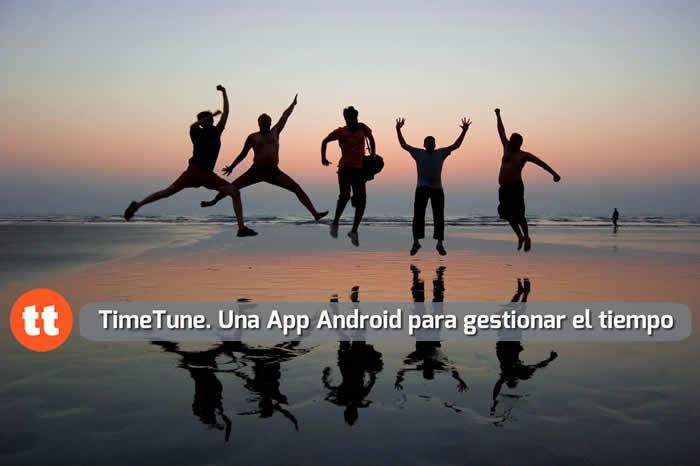 TimeTune. Una aplicación Android para gestionar el tiempo