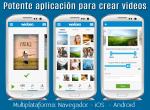 WeVideo. Potente aplicación multiplataforma para crear videos