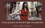 Curso gratuito on-line de inglés con películas