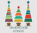 Recursos gráficos para Navidad 2016. Iconos