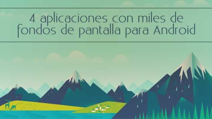Los Fondos De Pantalla Animados Deportes Para Android: 4 Aplicaciones Con Miles De Fondos De Pantalla Para