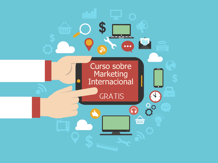 Curso on-line gratuito sobre Marketing Internacional