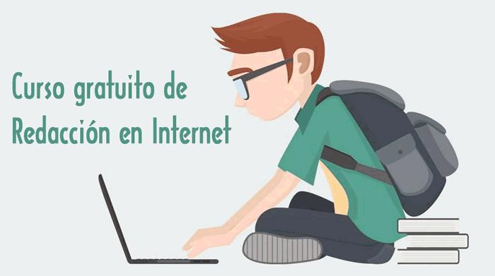 Curso gratuito de Redacción en Internet