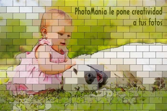 PhotoMania le pone creatividad a tus fotos