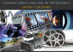 Freemake Video Converter. Convierte videos entre más de 500 formatos