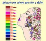 Aplicación para colorear para niños y adultos
