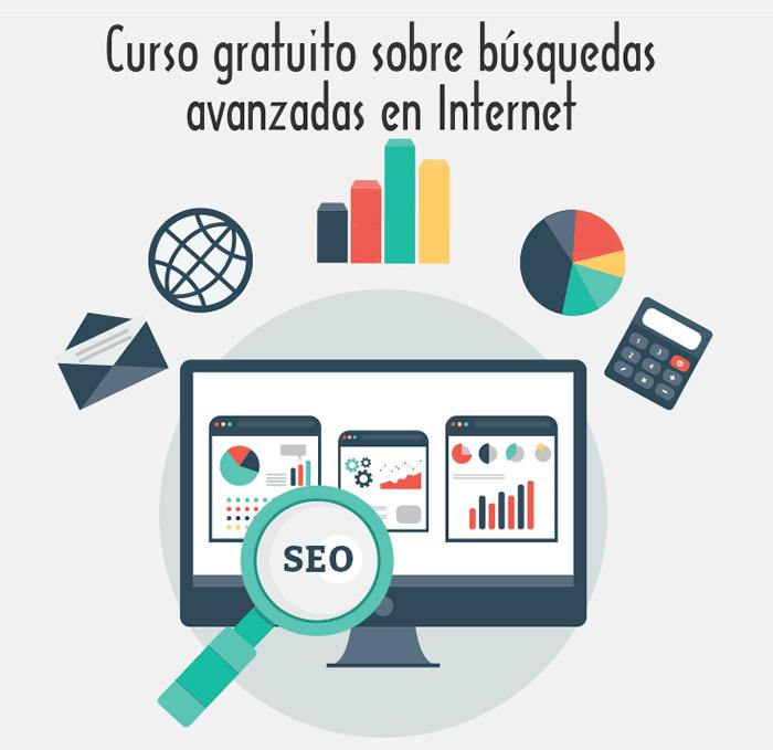 Curso gratuito sobre búsquedas avanzadas en Internet