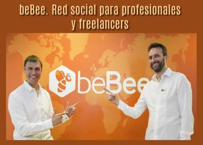 beBee. Red social para profesionales y freelancers