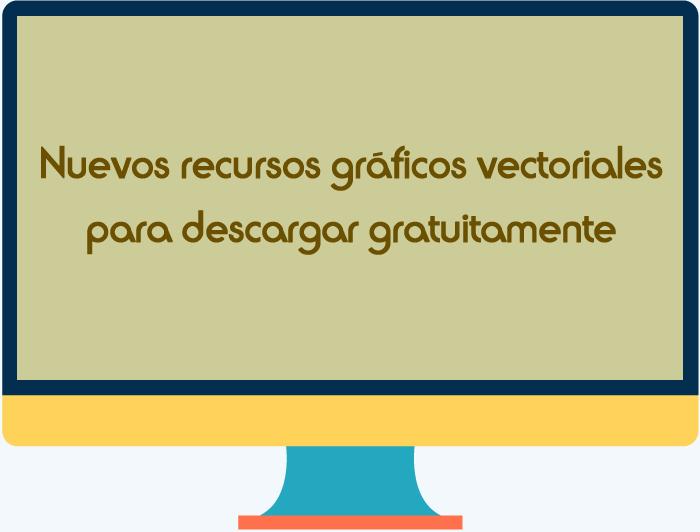 3 webs con gráficos vectoriales para descargar gratuitamente