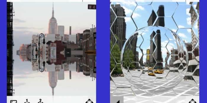 Mirror Lab, una aplicación para divertirte y entretenerte con tus fotos. Actualizado