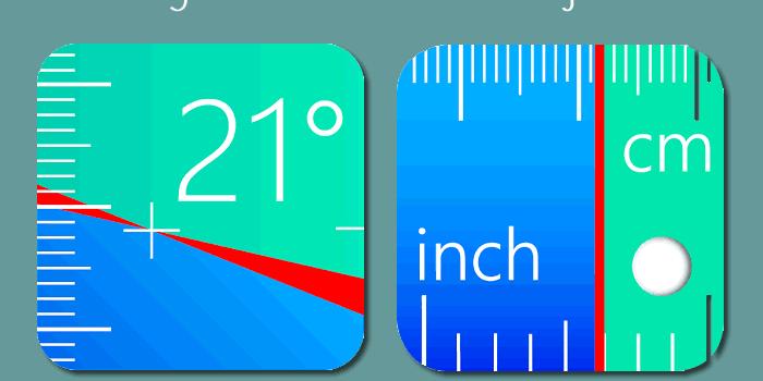 Convierte tu Android en una regla y un nivel de burbuja