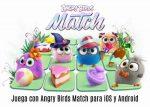 Juega con Angry Birds Match para iOS y Android