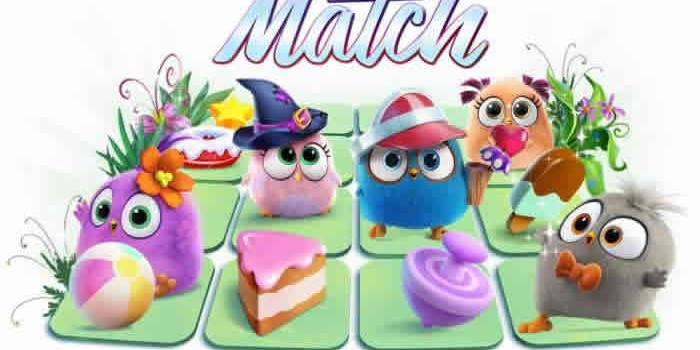Juega con Angry Birds Match para iOS y Android