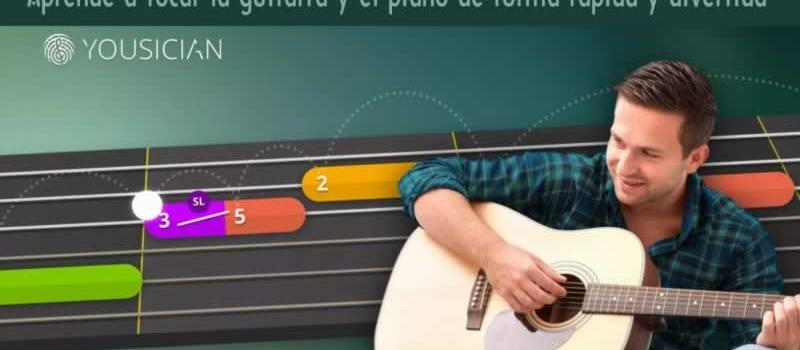 Aprende a tocar la guitarra y el piano de forma rápida y divertida