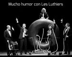 Mucho humor con Les Luthiers