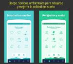 Sleepo. Sonidos ambientales para relajarse y mejorar la calidad del sueño