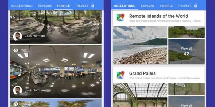 Descubre y recorre lugares emblemáticos de todo el mundo desde tu teléfono o tablet