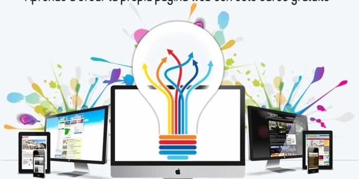 Aprende a crear tu propia página web con este curso gratuito