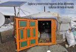 Explora y recorre las viviendas tradicionales de todo el mundo