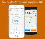 Pacer. Una aplicación que te ayuda a mantenerte saludable