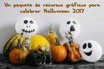 Un paquete de recursos gráficos gratuitos para celebrar Halloween 2017