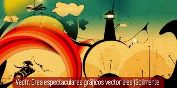 Vectr. Crea espectaculares gráficos vectoriales fácilmente
