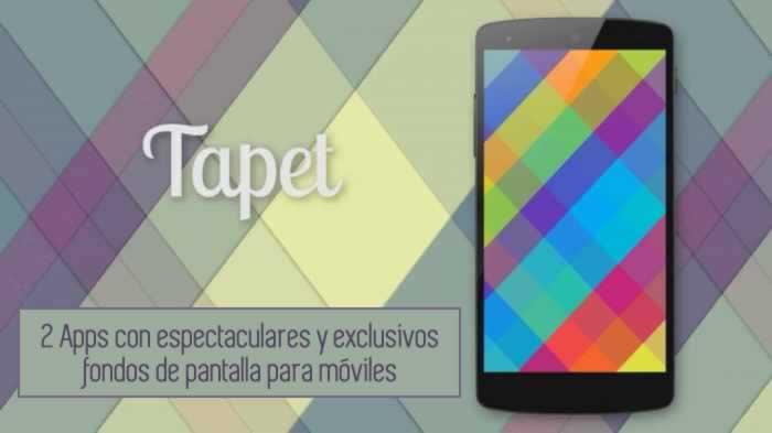 2 Apps con espectaculares y exclusivos fondos de pantalla para móviles
