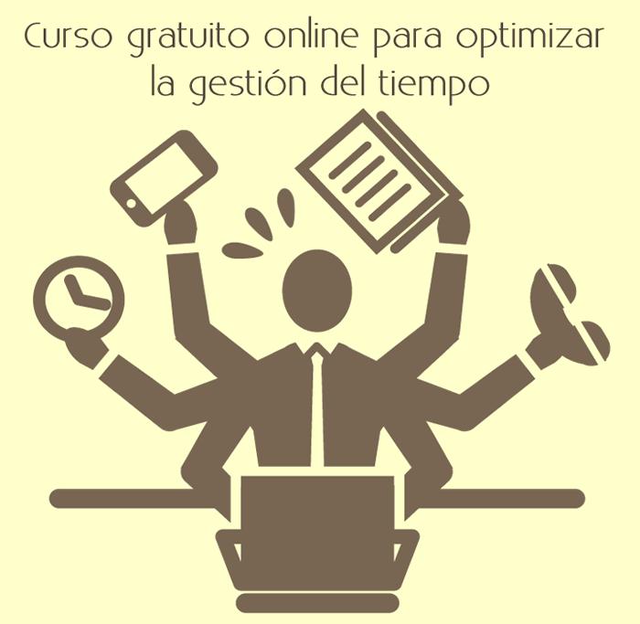 Curso gratuito online para optimizar la gestión del tiempo