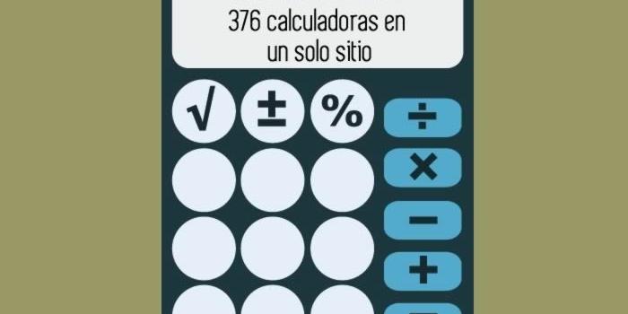 Omni Calculator, 376 calculadoras en un solo sitio