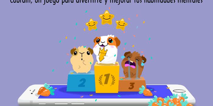 Cubrain, un juego para divertirte y mejorar tus habilidades mentales