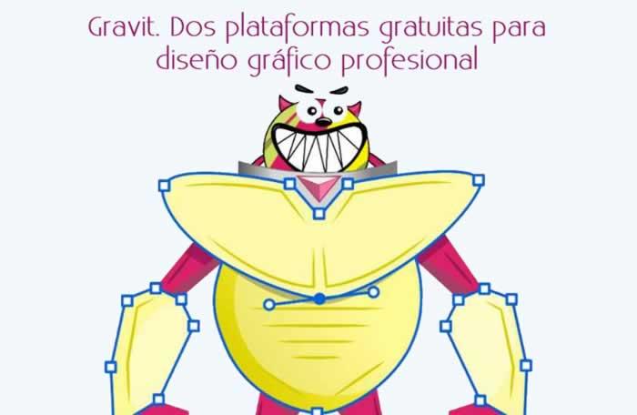 Gravit. Dos plataformas gratuitas para diseño gráfico profesional