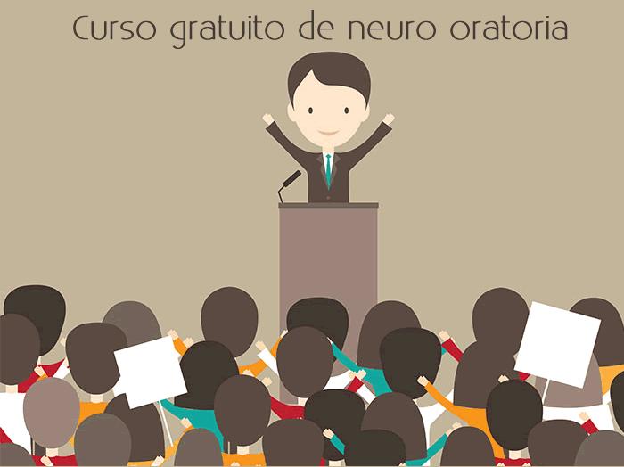 Curso gratuito de neuro oratoria