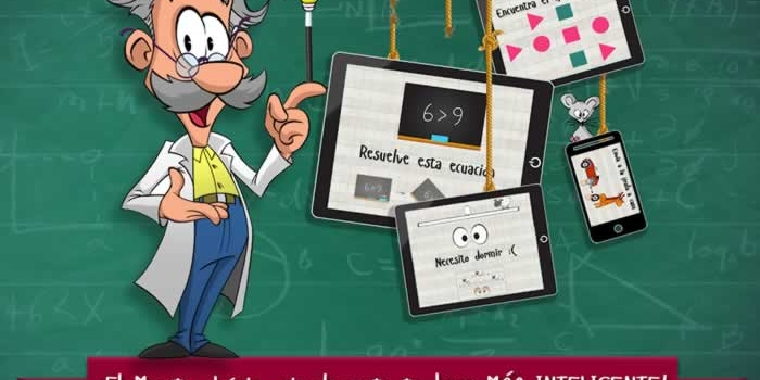 Un juego para que seas más inteligente y creativo