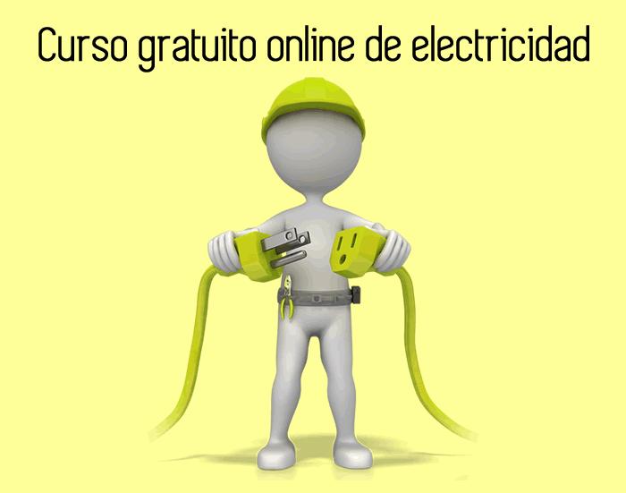 Curso gratuito online de electricidad