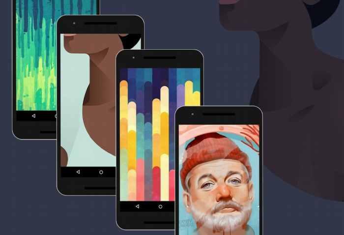 Walli Fondos HD para Android diseñados por artistas