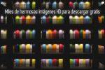 Miles de hermosas imágenes HD para descargar gratis
