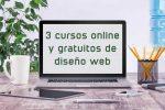 3 cursos online y gratuitos de diseño web