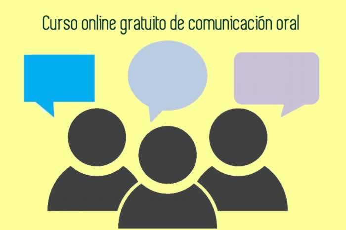 Curso online gratuito de comunicación oral