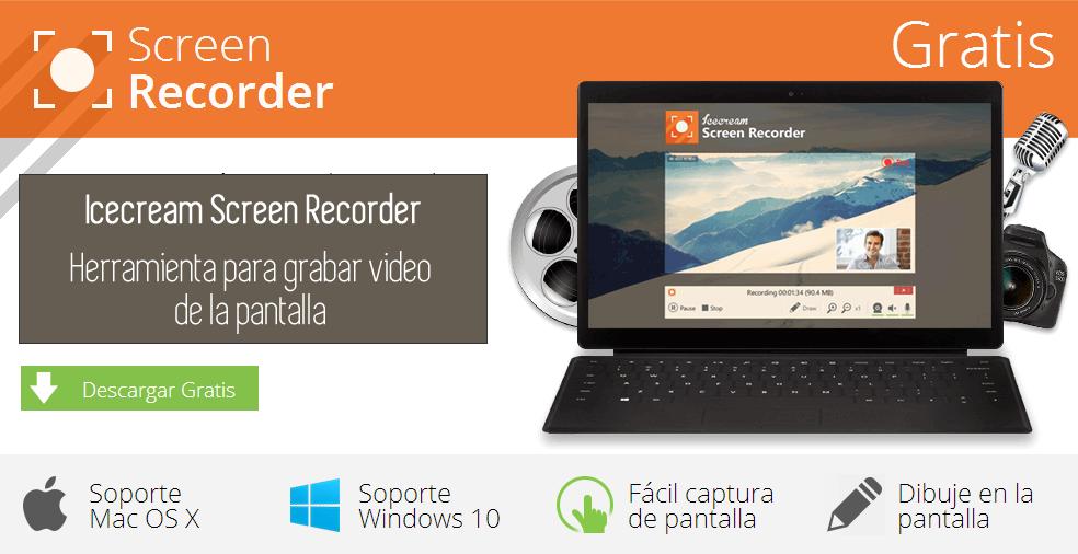 2 Herramientas para grabar video de la pantalla en PC y móvil