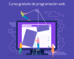 Curso gratuito de programación web