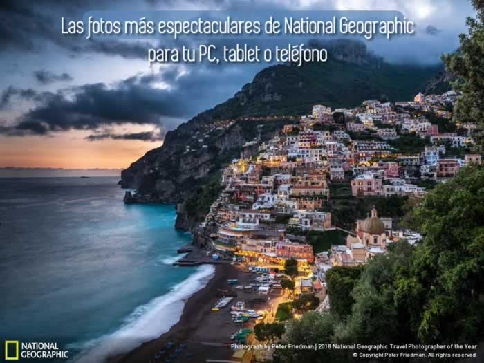 Las fotos más espectaculares de National Geographic para tu PC o tablet