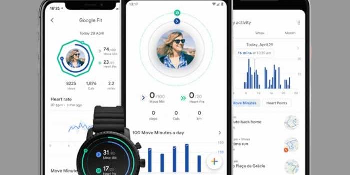 El nuevo Google Fit te mantiene activo y saludable