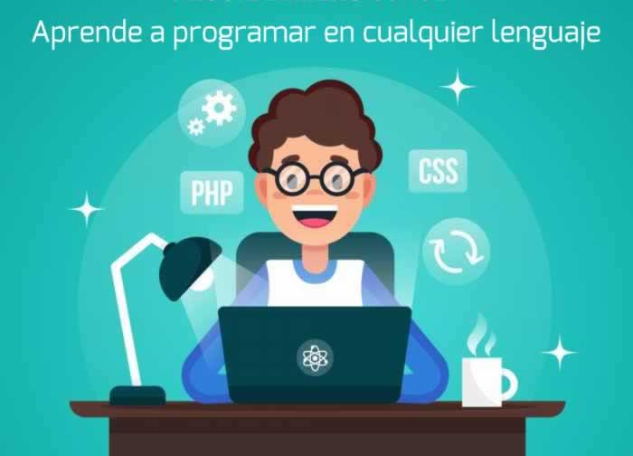 Aprende a programar en cualquier lenguaje