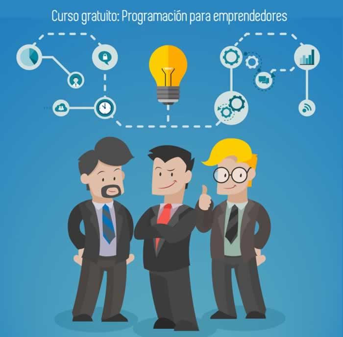 Curso gratuito: Programación para emprendedores
