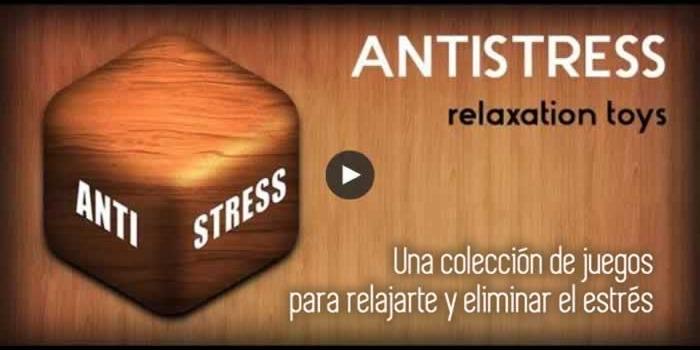 Una colección de juguetes para relajarse y eliminar el estrés