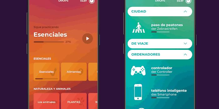 Espectacular aplicación gratuita para aprender 31 idiomas