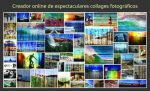 Creador online de espectaculares collages fotográficos