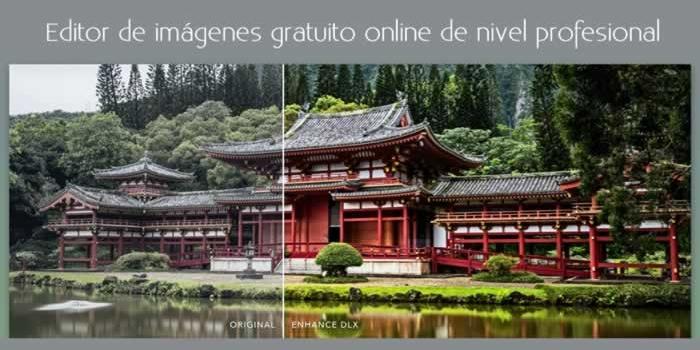 Editor de imágenes gratuito, online y de nivel profesional