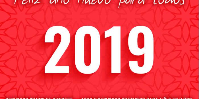 ¡Feliz Año Nuevo para todos!